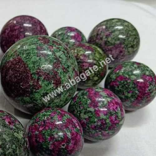 Ruby Zosite Balls
