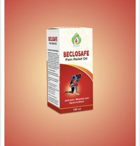 Beclosafe pain relief oil