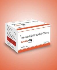 500 mg Tranexamic acid tablets