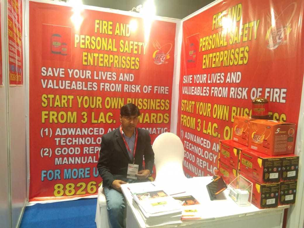 GFO Fire Extinguisher plant