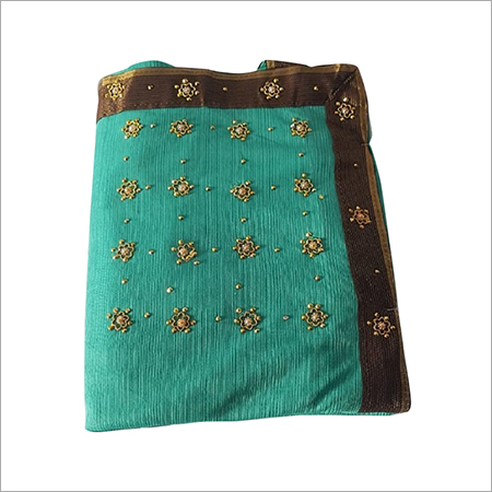 Embroide Saree