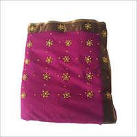 Embroidered Saree