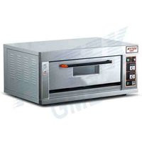 Single Deck With Single Tray Gas Oven