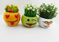 Smily pots