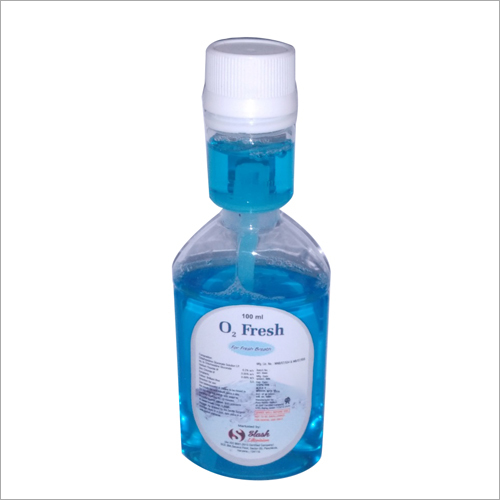 Chlorhexidine Gluconate Mouthwash
