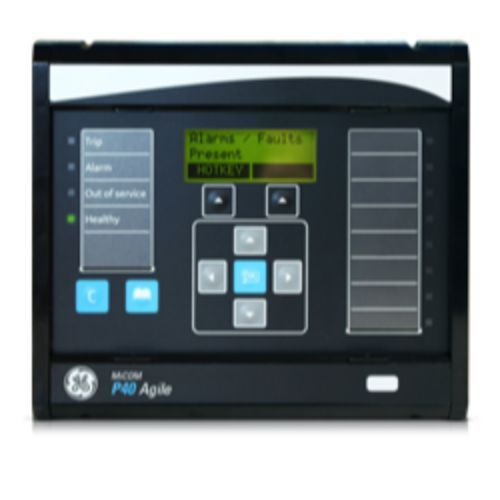 GE MiCOM Agile P341 Interconnection Protection and Dynamic Line Rating