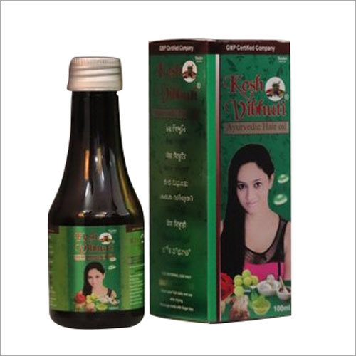 Kesh Vibhuti Ayurvedic Hair Oil
