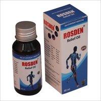 50ml Rosden Pain Relief Oil