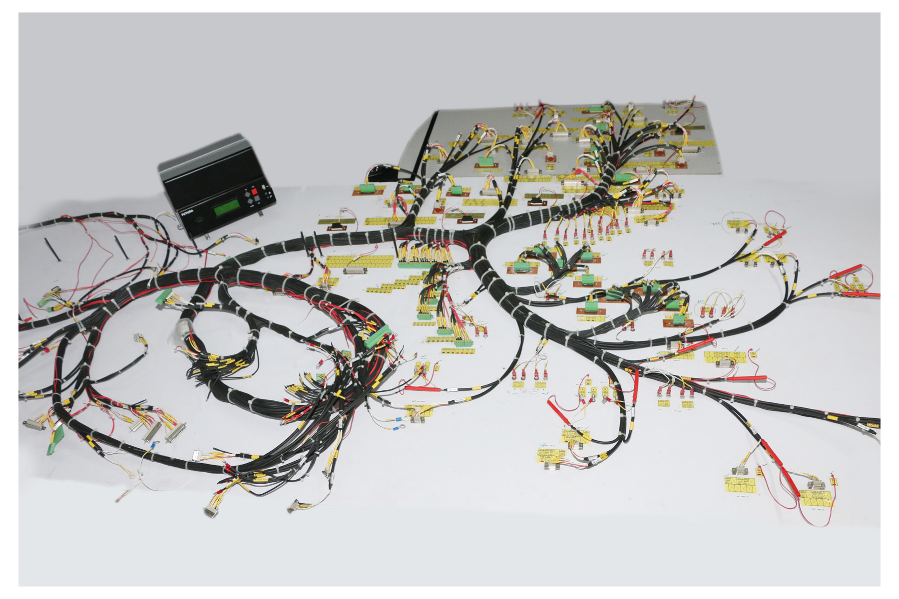 Locomotive Wiring Harness