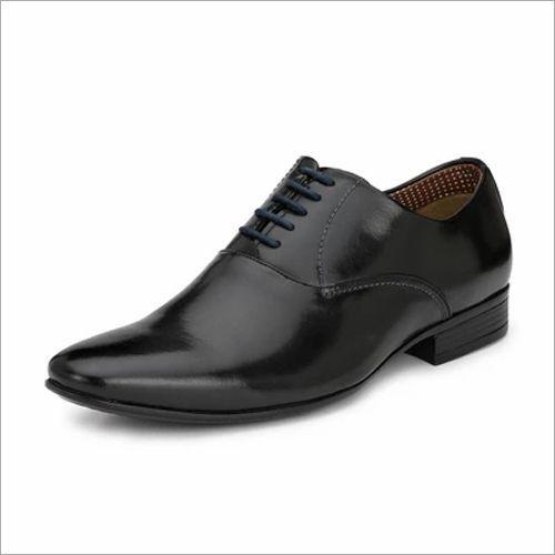Alberto Torresi Porto Black Formal Shoes