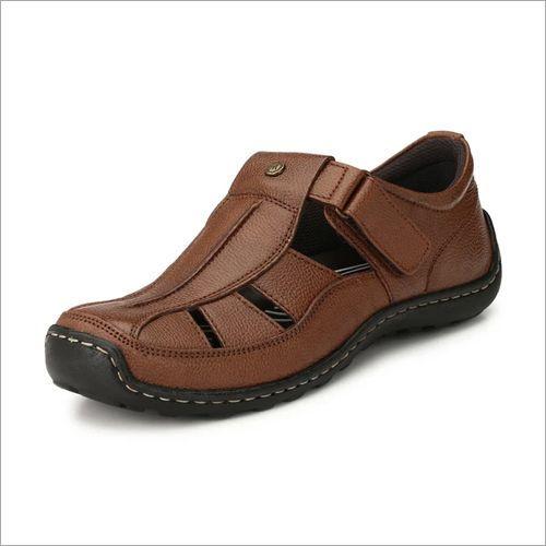 Alberto Torresi Pippo Brown Sandals