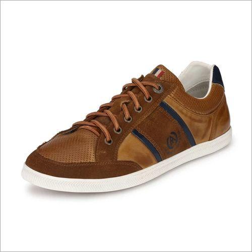 Alberto Torresi Men Jeff Tan Sneakers