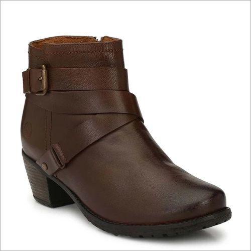 Alberto Torresi Women Neiva Tan Boots