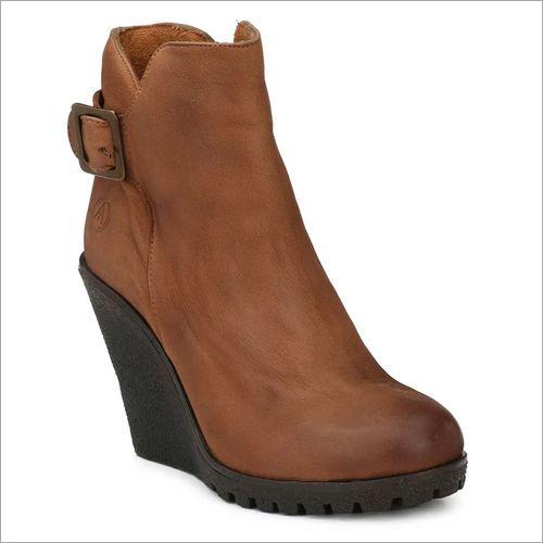 Alberto Torresi Women Nekana Cognac Boots