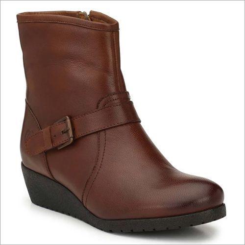 Alberto Torresi Women Natal Tan Boots