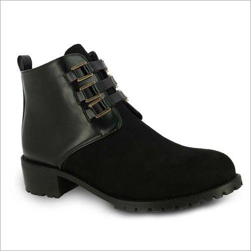 Alberto Torresi Women Adalwin Black Boots