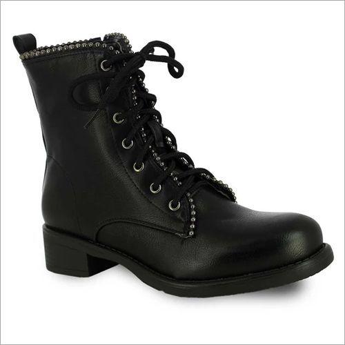 Alberto Torresi Women Amell Black Boots