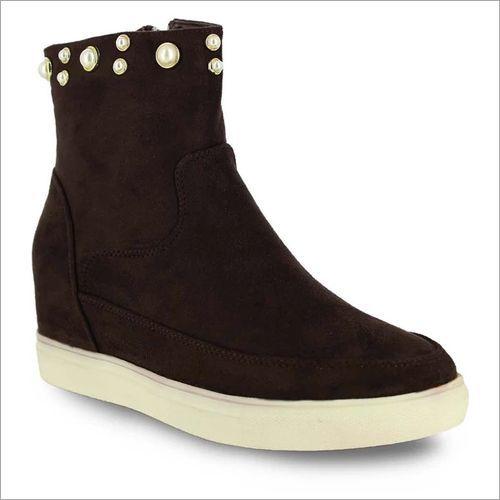 Alberto Torresi Women Adalric Brown Boots