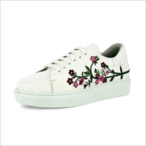 Alberto Torresi Lisaro White Shoes
