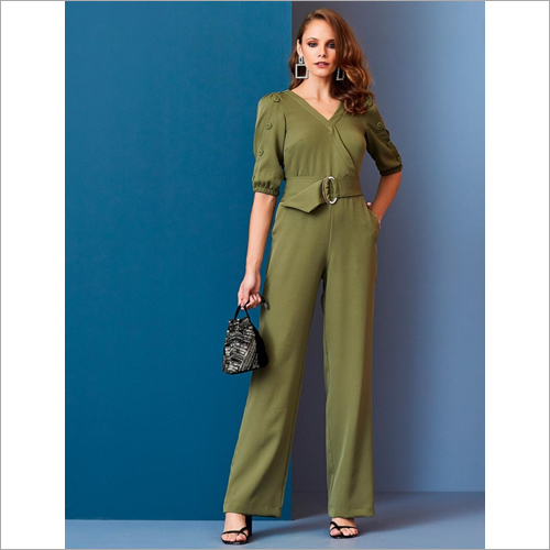 Ladies Casual Jumpsuit