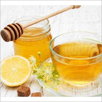 Honey and Lemon Green Tea