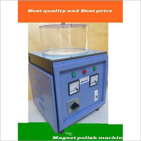 Magnet Polisher Machines