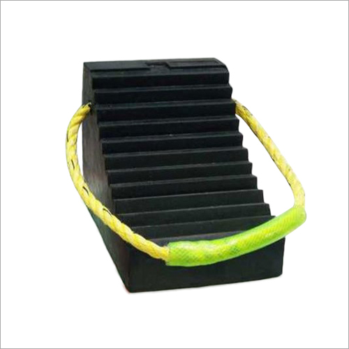 Industrial Rubber Wheel Chock