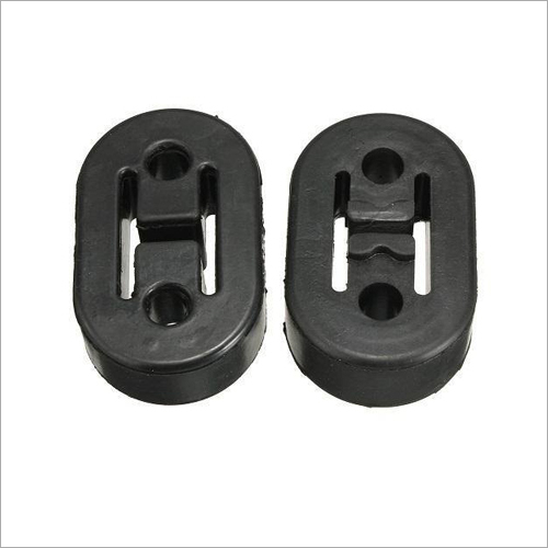 Rubber Car Exhaust Mounting Bracket