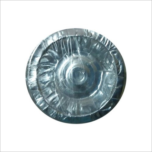 Silver Disposable Paper Bowl