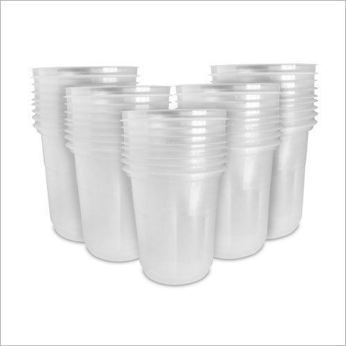 250 ML Disposable Plastic Glass