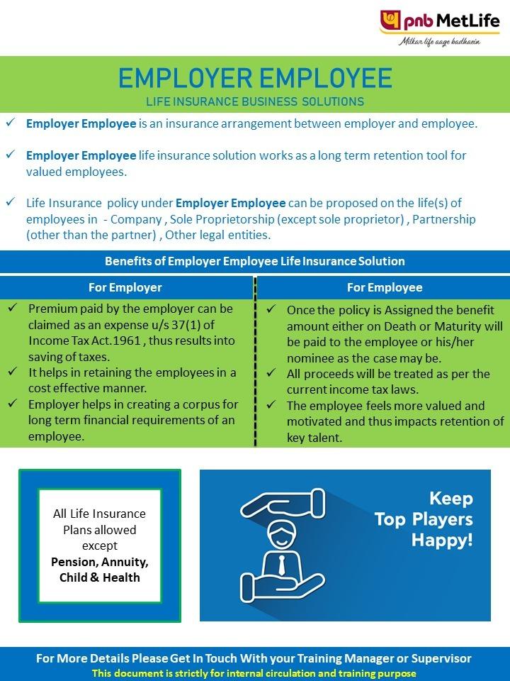 Employer Employee Scheme