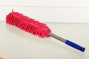 707 Multipurpose Microfiber Cleaning Duster With Extendable Telescopic Wall Hanging Handle