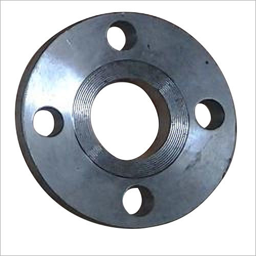 MS Threaded Flange