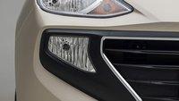 Autofasters Car Bumper Fog Light for New Hyundai Santro 2018-19