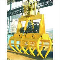 Hydraulic Grab Crane