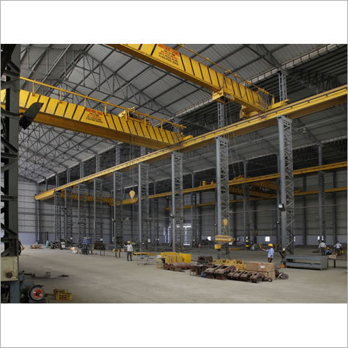 Industrial Single Girder Crane
