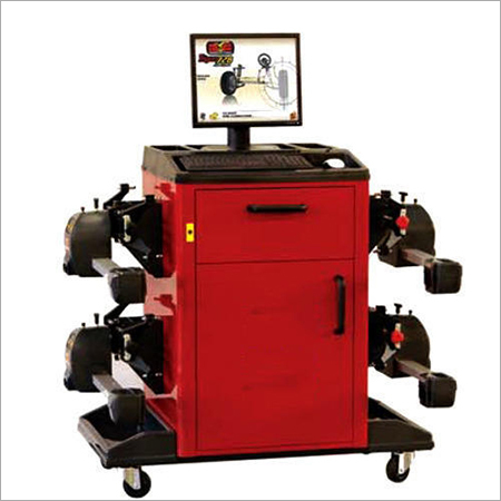 CCD Computerized Wheel Aligner Machine