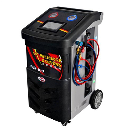 Fully Automatic AC Gas Charging Machine