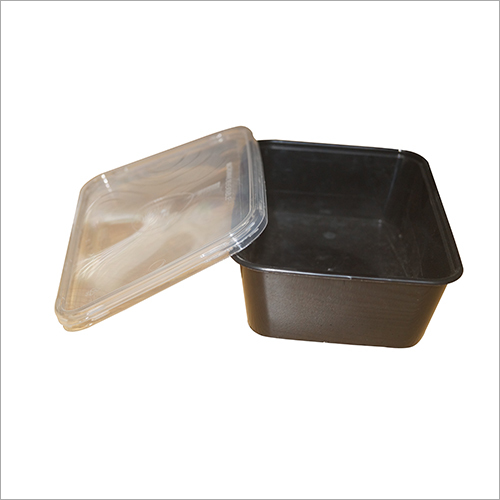 750ml Rectangular Food Container