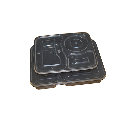 5 Partition Food Container