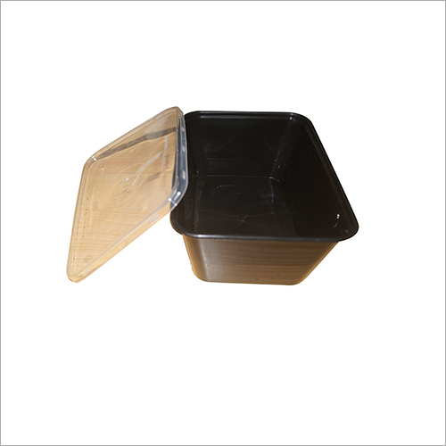 1000ml Rectangular Food Container