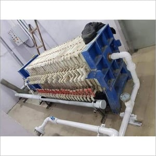 Automatic Filter Press Machine