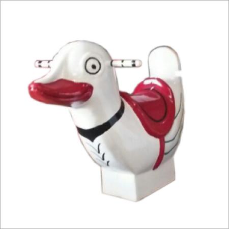FRP Duck Spring Rider