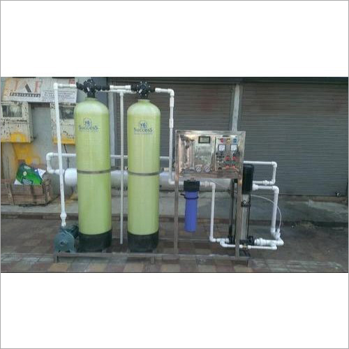 Automatic DM Water Plant