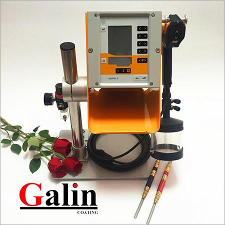 Galin High-quality Powder Coating Machine GalinFlex-2C With LCD Screen