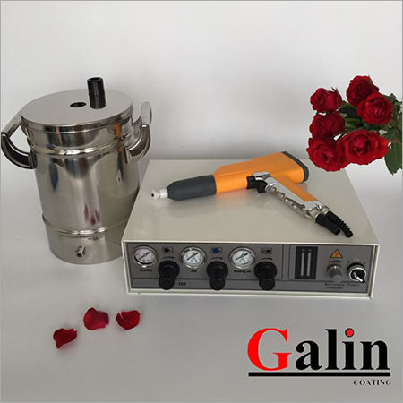 Lab Powder Coating System - Galin ESP101