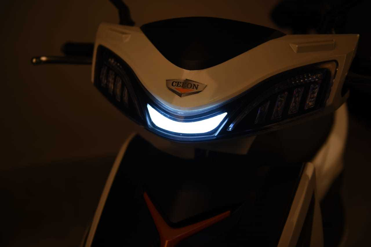 KVR Electric Scooty
