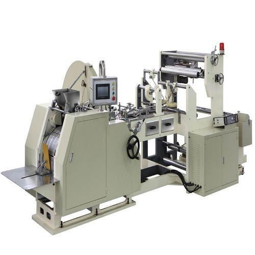 Automatic Paper Cover Making Machine