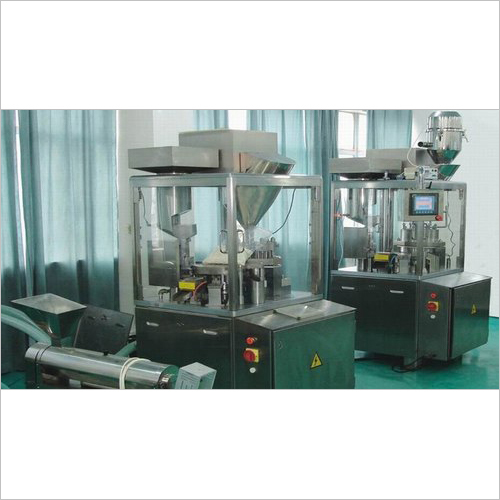 Medicine Cover Making Machine