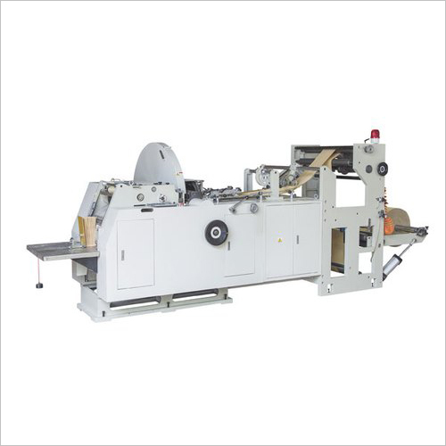 Food Paper Cover Making Machine
